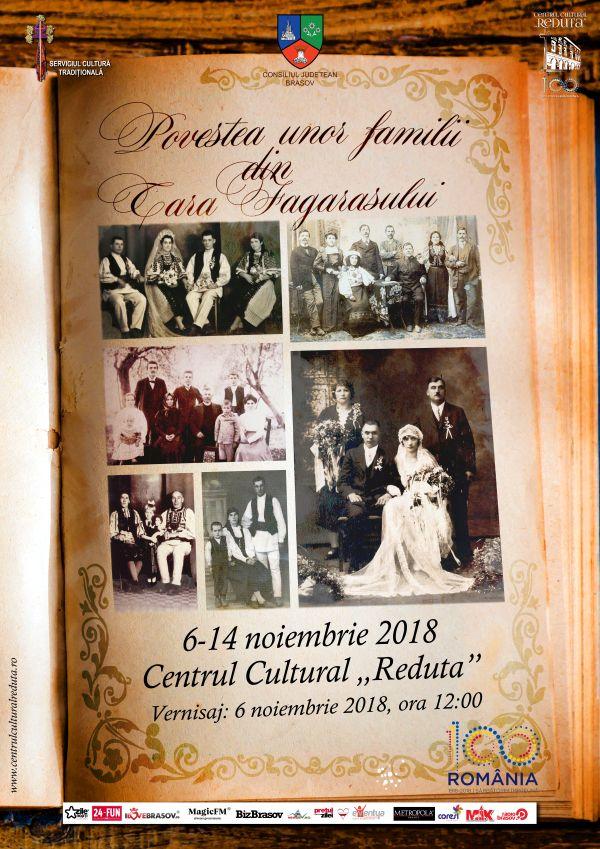 expozitie povestea unor familii din tara fagarasului